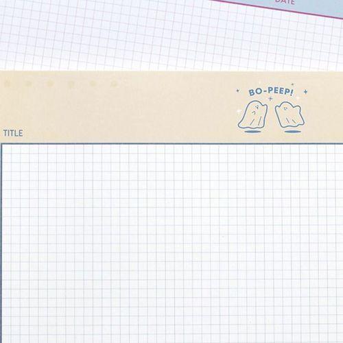 Iconic B5 Buddy Notepad