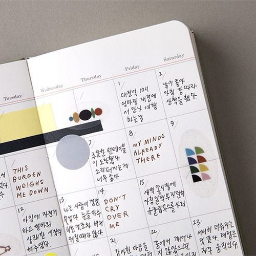 Small Moment Daily Scheduler