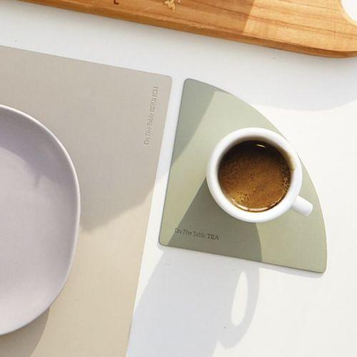 On the Table Tea Coaster