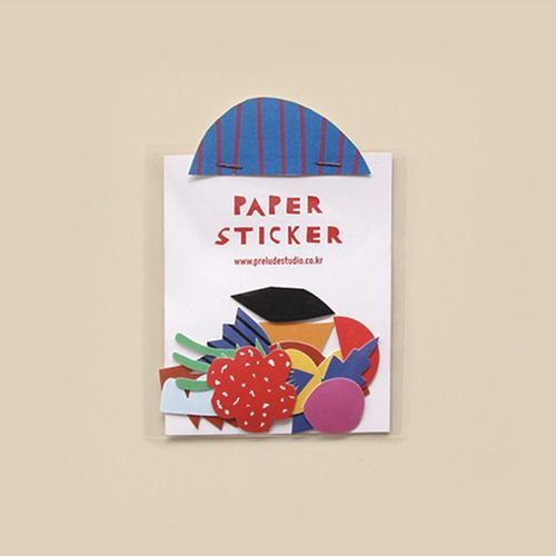 Prelude Paper Deco Sticker Set