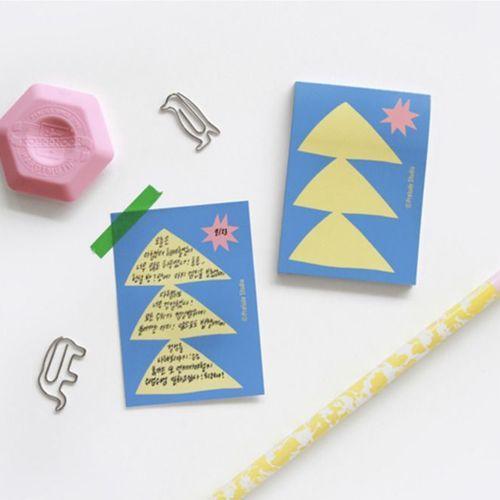 Mini Piece Sticky Note