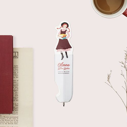 Anne Bookmark Pen