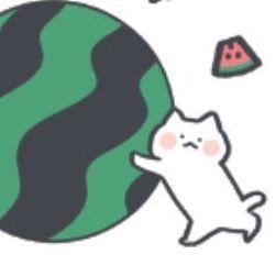Cat CYO Sticker Set v2, 45 Watermelon