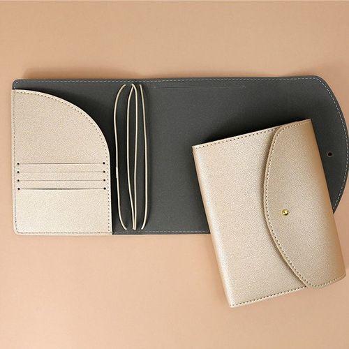 MYO A6 Vegan Leather Binder