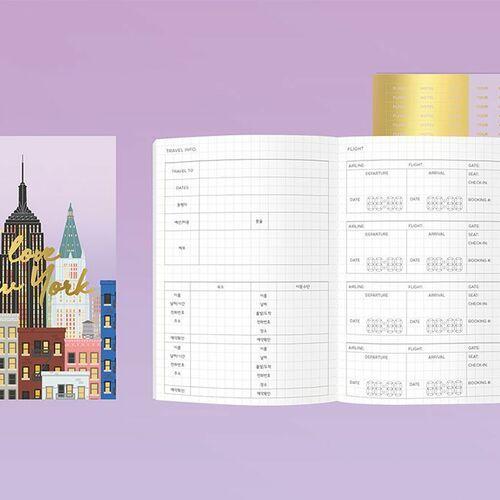 MYO A6 Travel Planner
