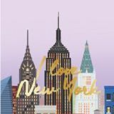 MYO A6 Travel Planner, New York (Travel Plan)