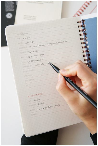 Simple Journal Planner
