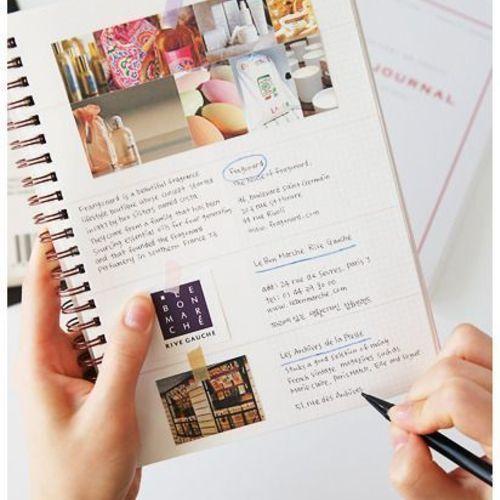 Simple Journal Planner