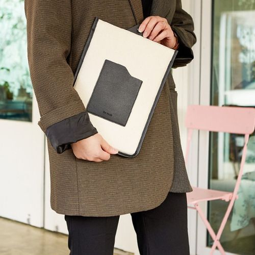Pocket iPad Pouch