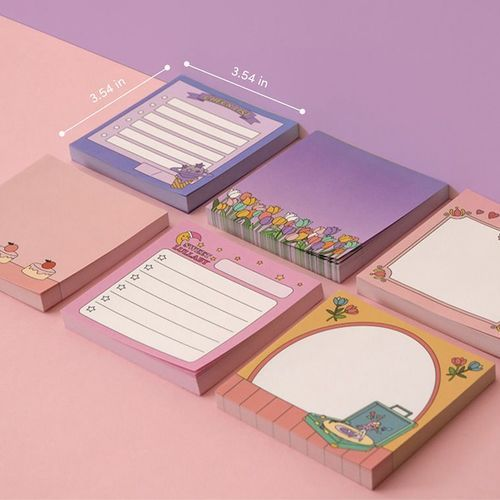 Color Point Memo Pad
