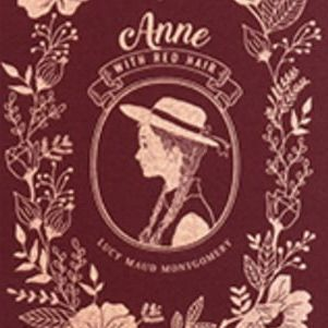 Medium Anne Classic Hardcover Notebook