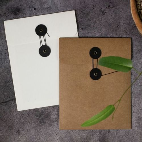 Small String Tie Envelope Set