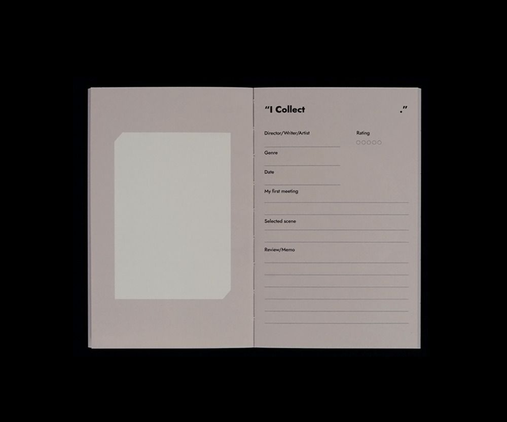 Collection Pocket Notebook
