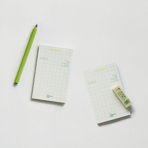 Drawing Diary Pocket Notebook