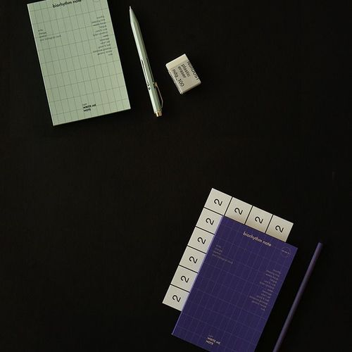 Biorhythm Pocket Notebook