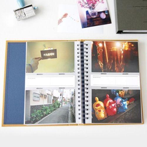 Spring 4x6 Photo Album