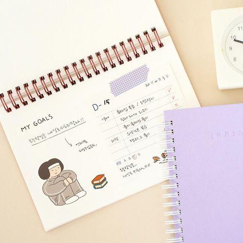 Medium Prism Spiral Notebook