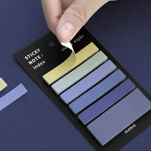 Pastel Index Sticky Note