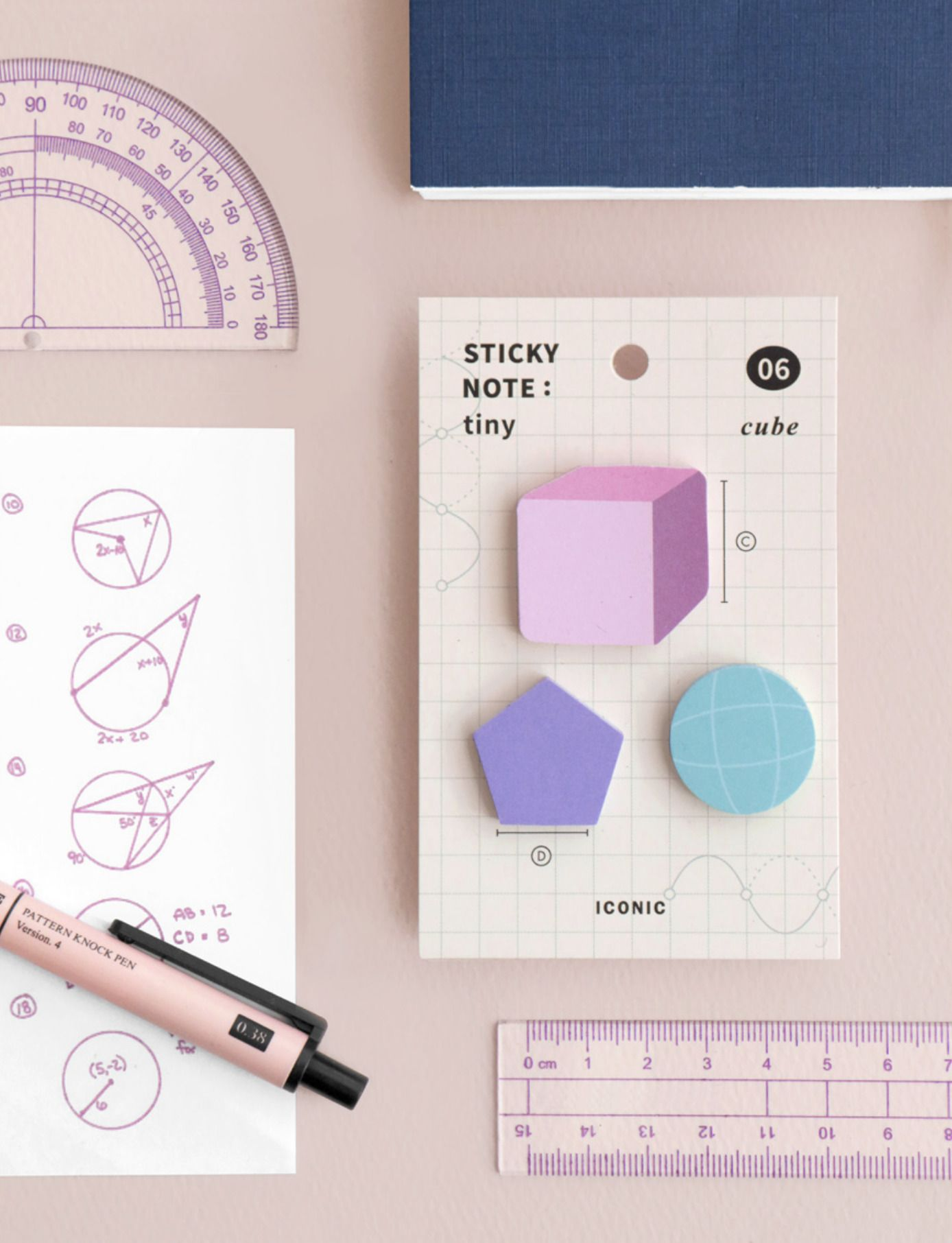 Mini Object Sticky Note