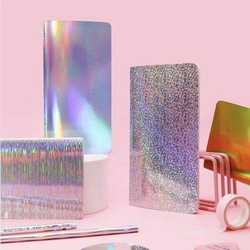 Hologram Slim Notebook