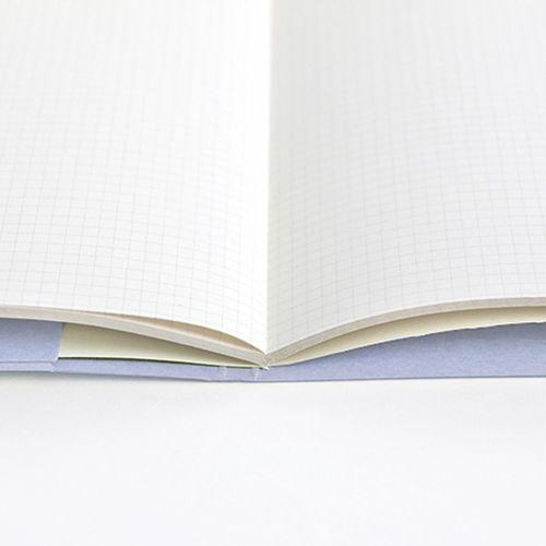 Large Basic A5 File Notebook