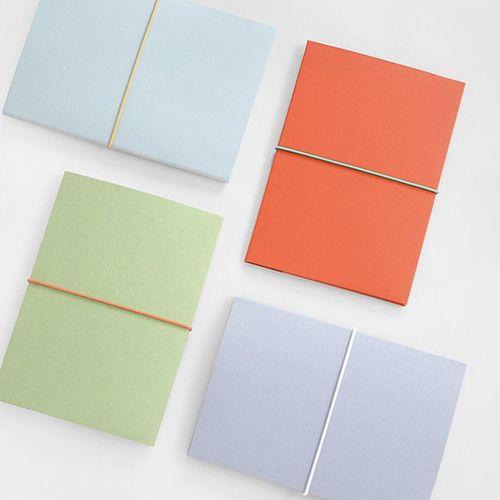 Medium Basic B6 File Notebook