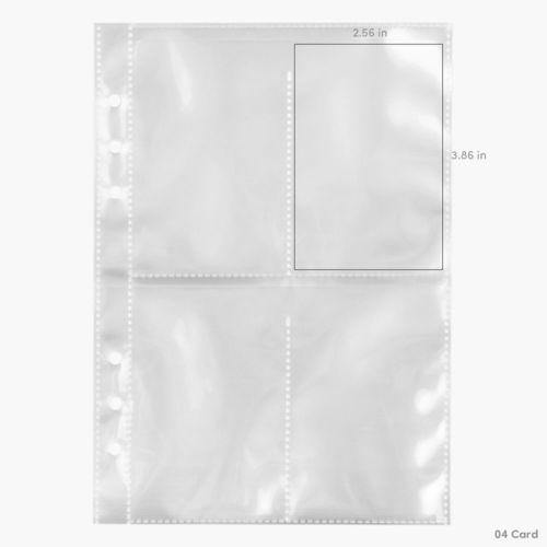 Sticker 6 Ring A5 Pocket Refill