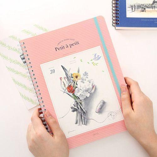 Petit a Petit Notebook