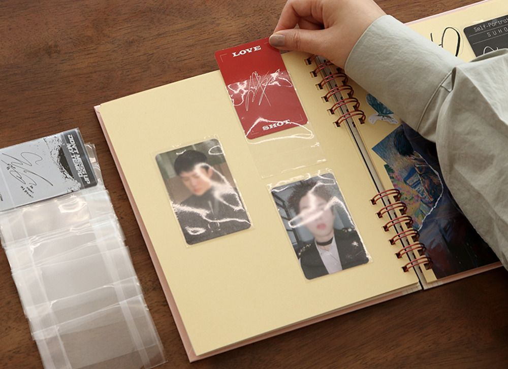 Photo Pocket Sticker Set