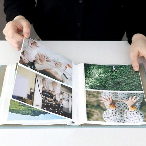Pieces of Moment 4x6 Photo Album