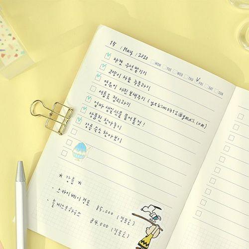 Life A6 Themed Memo Book