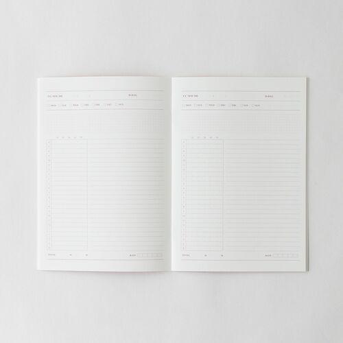MYO A5 Study Notebook