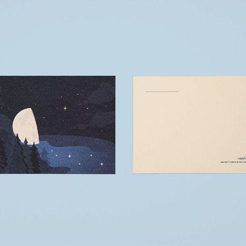 Memory of the Moon Postcard