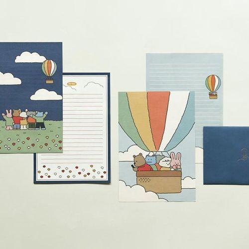 My Buddy Letter Set v1
