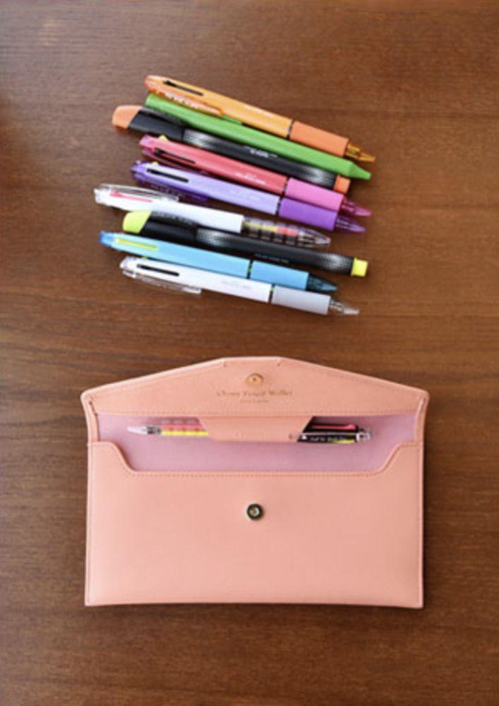 Classy Pencil Wallet