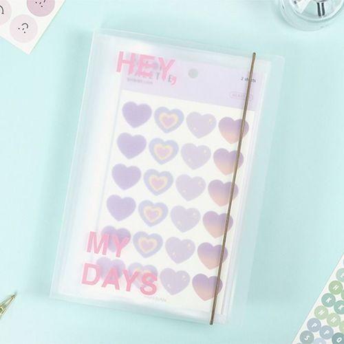 Hey, My Days Sticker Folder