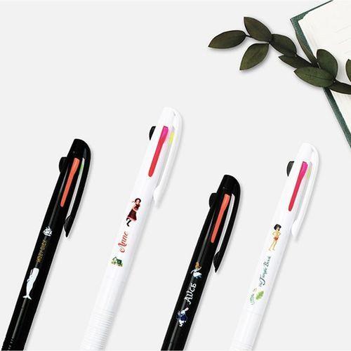 World Literature 3 Color Neon Pen